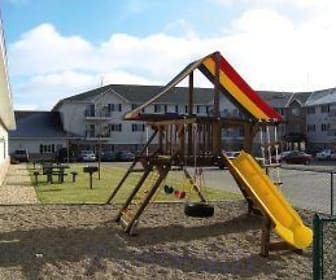 Playground, Sterling Heights Apartment Community