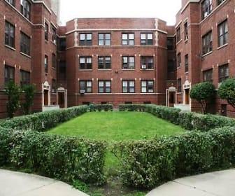 Building, 5900 Kenmore Apartments