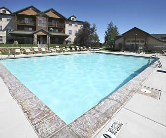 Community Pool, Sunset Ridge