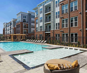 Pool, Flats170 At Academy Yard
