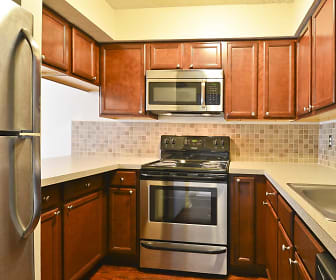 Kitchen, Laurelwood Apartments