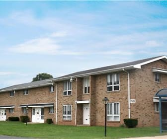Hanover Manor Senior Apartments, Pine Forge, PA