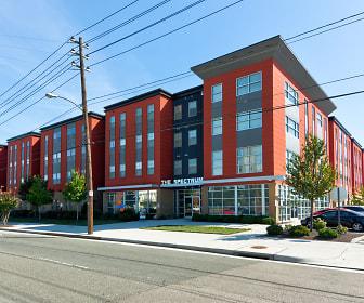 The Spectrum Apartments, Virginia Union, Richmond, VA