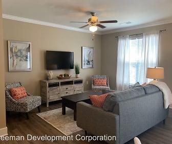Living Room, Cox Creek at Reagan Crossing