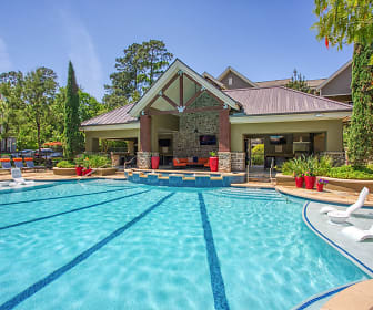 The Woodlands Lodge, Johnson, TX