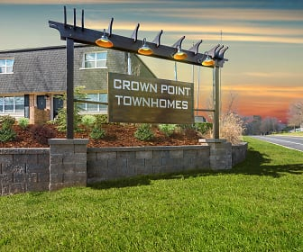 Crown Point Townhomes, Sardis Woods, Charlotte, NC