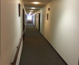 Foyer, Entryway, Hillcrest Apartments