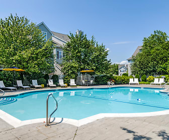 Pool, Essex Apartments