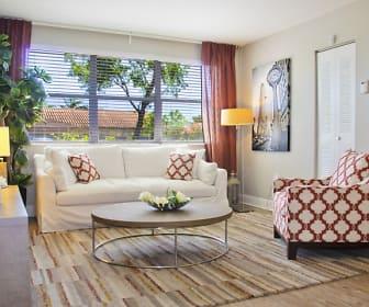Living Room, Advenir at University Park