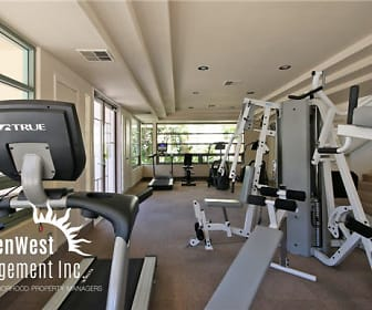 Fitness Weight Room, 12634 Carmel Country Rd #117