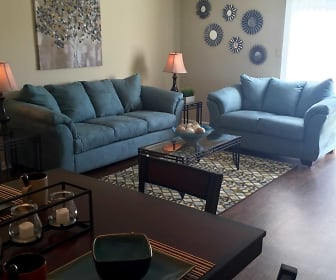 Living Room, Branson Creek Commons