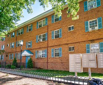 Manor Village Apartments, Douglass, Washington, DC