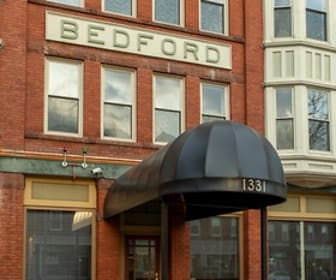 Bedford Block, North End, Manchester, NH