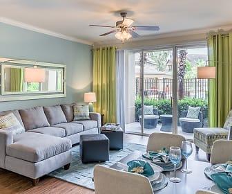 Living Room, Village Oaks