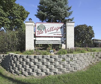 Community Signage, The Villages On Maple