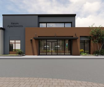 Building, Azure