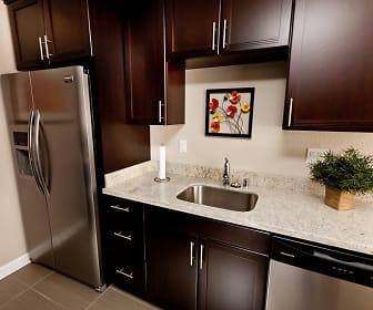 Open Kitchens, Montecito Villas