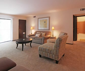 Living Room, The Fountains of Wauwatosa
