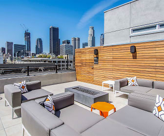 NCT Lofts, Central Continuation High, Los Angeles, CA