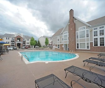 Pool, Autumn Oaks