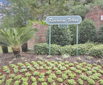 Community Signage, Riverview Villa