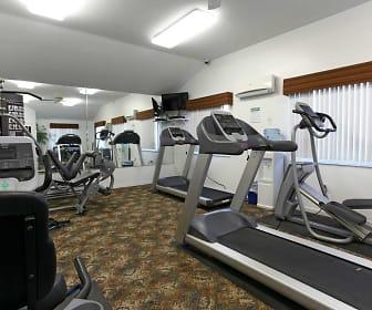 Fitness Weight Room, Wyndham Park