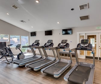 Fitness Weight Room, Preserve at Forbes Creek