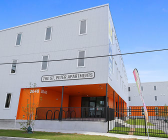 St. Peter Apartments, Dillard University, LA