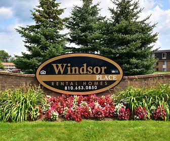 Community Signage, Windsor Place