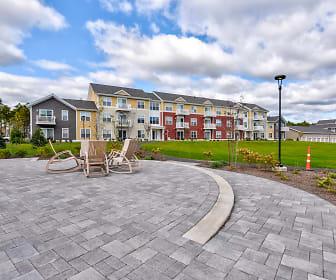 Building, Redbrook Apartments