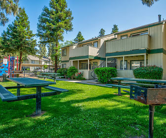 Sequoia Knolls Apartments, Our Lady Of Victory Elementary School, Fresno, CA