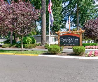 Capitol Club, Lacey, WA