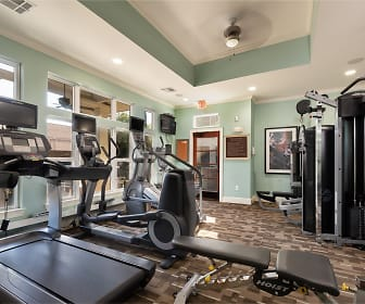 Fitness Weight Room, Lakefront Villas