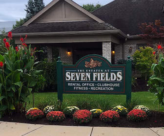 Community Signage, The Estates At Seven Fields