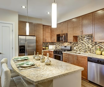 Kitchen, The Residences at Bella Terra