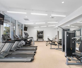 Fitness Weight Room, Retreat at Thousand Oaks