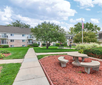 Country Club Apartments, Country Club, Lincoln, NE