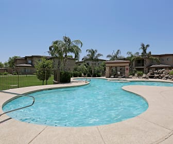 Pool, Santana Ridge Luxury Rentals