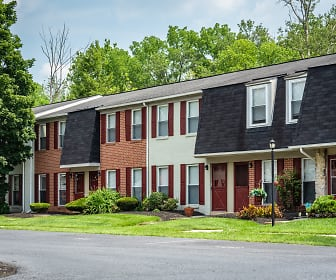Windsor Court Townhomes, Consolidated School of Business  Lancaster, PA
