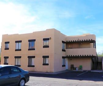 Building, Bellevue Estates