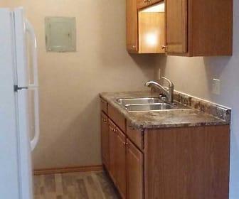 Kitchen, Summit Park Apartments