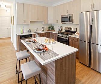 Kitchen, Pondview Estates