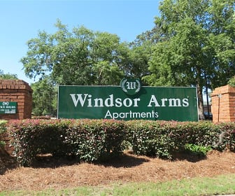 Community Signage, Windsor Arms