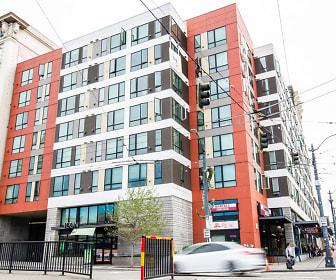 Seattle Apartments - Icon Apartments - Exterior, Icon Apartments