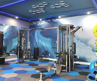 Fitness Weight Room, The Preserve at Alafia
