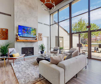 Living Room, Fairland Crossing Apartments
