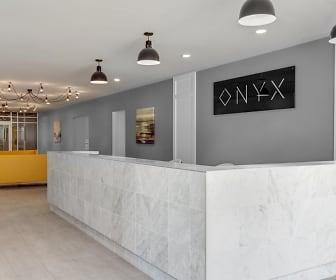 Secure Lobby Entrance, Onyx