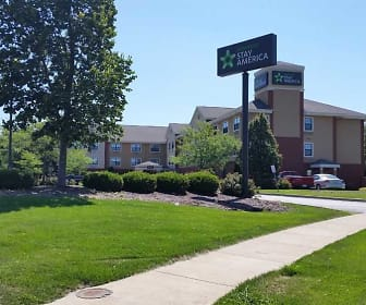 Furnished Studio - Peoria - North, Rolling Acres Middle School, Peoria, IL