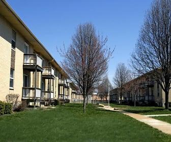 Lackland Plaza, Normandy Middle School, Saint Louis, MO