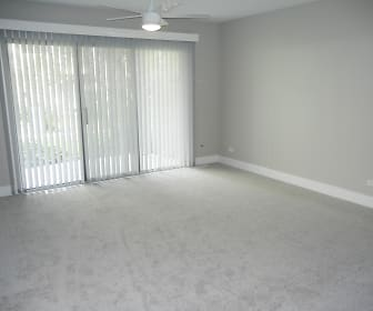 Living Room, 1050 Southbury Lane #D1
